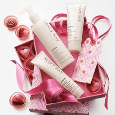 ❤️FEBRUARY❤️ Your purchases are 14% OFF!!!! I'll be your personal shopper, wrapper, & even deliver it right to you! My lips are zipped.... I would LOVE to guide you on what she/he will CHERISH to create a beautiful, customized Gift Basket OR u can always get a Mary Kay Gift Certificate! It's a WIN! WIN! www.marykay.com/rseger28 Register on my website & I'll send you a SPECIAL GIFT.