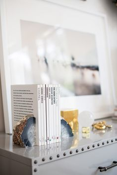 My Decorist Makeover // lovley bookends <3