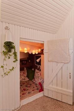 So cute for kids hideout little room