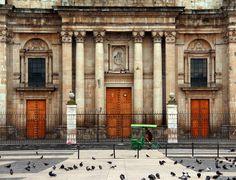 Catedral, Ciudad de Guatemala
