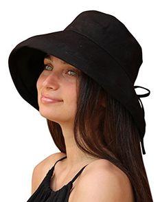 Palms  amp  Sand Women s Crushable Beach Hat Sun Hat with UV ... https 3af00c62c39e