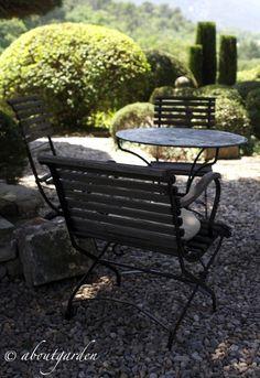 scorci jardin La Louve