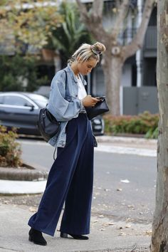 cool See All The Best Street Style From Fashion Week Down Under by…