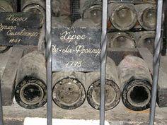 10 de los vinos más caros del mundo: 1775 Jerez de Massandra