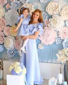 продам шикарные платья на маму и дочку Алексеевка - изображение 1