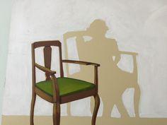 Matisse, Finland, Shadows, Contemporary Art, Chair, Furniture, Home Decor, Darkness, Decoration Home
