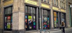 Microsoft a ouvert à Berlin un café-showroom, baptisé