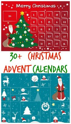 Does your family do an advent calendar to countdown until Christmas? We've got more than 40 Christmas Advent Calendar ideas from DIY to themed ones! Lego City Advent Calendar, Nativity Advent Calendar, Harry Potter Advent Calendar, Advent Calendars For Kids, Christmas Signs Wood, Christmas Crafts, Christmas Decorations, Christmas Tables, Christmas Christmas