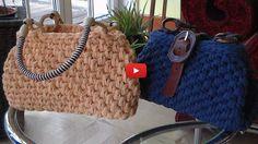 Hanımlar 1 saatte yapabileceğiniz yapımı pratik örgü ile kolay çanta yapımı nasıl oluyor öğrenmek ister misiniz ? Örgü ile kolay çanta yapımı videolu göst
