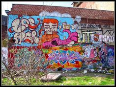 #graffiti #piece #burner http:// urbanartbomb.com - graffiti wall