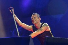 Dave Gahan/Depeche Mode Live in Romania,15.05.2013.