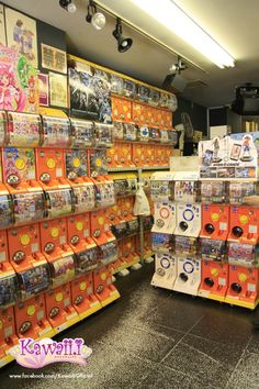 If you want to have fun at a very Akihabara like and handy place to jump in, Gachapon Kaikan is a interesting one to visit.  The shop is filled with over 150  Gachapon machines that you can play for Anime Items and figures.  1F at GEE! STORE AKIBA  3-15-5 Sotokanda Chiyodaku  Tokyo, Japan  PHONE: +81-3-3526-6877