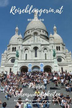 Sacre-Coeur, die schönste Kirche in Paris, eine ganz besondere Sehenswürdigkeit #paris #sacrecoeur #frankreich