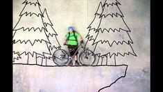 An Unlikely Ride: Binary Bike Stop Motion Video