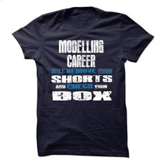 MODELLING CAREER- check  - #softball shirt #tumblr sweater. ORDER HERE => https://www.sunfrog.com/Funny/MODELLING-CAREER-check--6856475-Guys.html?68278