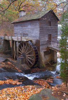 Grist Mill, South Carolina // yeahTHATgreenville