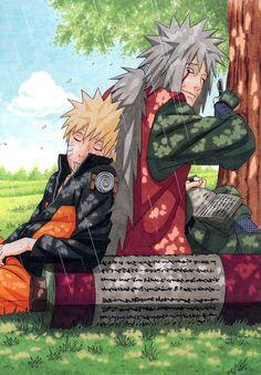 Jiraiya en Naruto & # s laatste moment samen. Jiraiya and Naruto& last moment together. Jiraiya en Naruto & # s laatste moment samen. Naruto Uzumaki, Anime Naruto, Jiraiya And Tsunade, Art Naruto, Anime Pokemon, Anime W, Shikamaru, Naruto And Sasuke, Kakashi