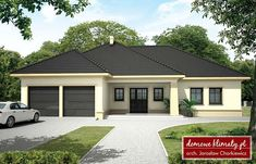Round House Plans, Free House Plans, Sims House Plans, House Plans With Photos, Family House Plans, Modern House Plans, Modern Bungalow House, Bungalow House Plans, Home Building Design