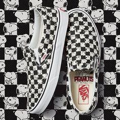 Vans x Peanuts Slip-On   www.vans.com
