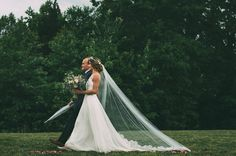 This Couple's Rainy Wedding Day at Castleton Farms is Too Pretty for Words The Image Is Found-29
