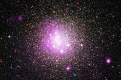 WHITE DWARF MAY HAVE SHREDDED PASSING PLANET In this Chandra image of ngc6388, researchers have found evidence that a white dwarf star may have ripped apart a planet as it came too close. When a star reaches its white dwarf stage, nearly all of the material from the star is packed inside a radius one hundredth that of the original star.