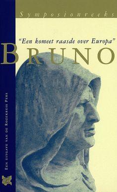 Symposionreeks 6. Giordano Bruno (1548-1600) doorbrak de middeleeuwse idee dat de wereld besloten zou liggen binnen kristallen sferen. Voor Copernicus was de zon nog het middelpunt van het eindige universum. Bruno bewees dat het heelal oneindig moet zijn. Daarmee bevrijdde hij de menselijke geest en de wetenschap uit een enge, bedompte kerker. Hij wilde het grenzeloze heelal en de mens daarin als één levend organisme begrijpen en beschrijven.