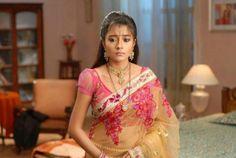 Tina Dutta in Saree from Uttaran