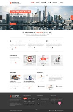 25 Best Corporate Website Design examples for your inspiration | Read full article: http://webneel.com/25-best-corporate-themed-website-design-examples-your-inspiration | more http://webneel.com/website-design | Follow us www.pinterest.com/webneel
