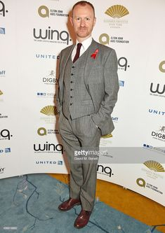 Mark Gatiss - Winq Magazine Men Of The Year Lunch To Benefit The Elton John Mycroft Holmes, Magazine Man, Mark Gatiss, Elton John Aids Foundation, Man United, My Crush, Hyde, Benefit, Lord