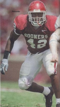 Rufus Alexander -- OU Sooners football