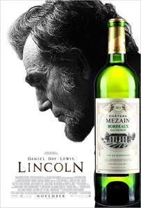 Oscars& wine    Pair with: Château Mezain 2011
