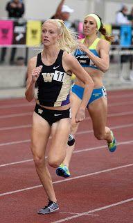 Washington grad Baylee Mires gets Olympic Trials qualifier at Brooks PR meet...