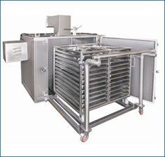 Tray Dryer-24 Tray (OVEN) with Double trolley