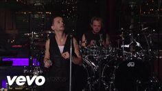 Depeche Mode - Enjoy The Silence (Live on Letterman)