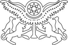 Royal Seal of the Mitanni Kingdom of Armenia 1500BC