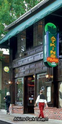 Virginia Highland Atlanta Restaurants & Bars guide.