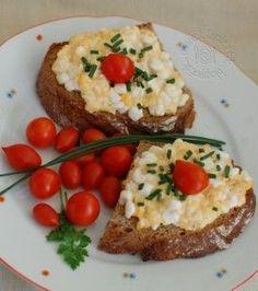Nátierka s cottage cheese (fotorecept) - obrázok 3