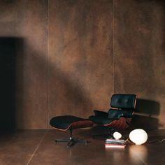 Corten wand en vloer bekleding / Corten steel wall and floor