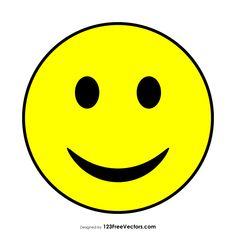 Smiley posted = come 2 c me Smiley Faces, Emoji Faces, Emoji Love, Morning Msg, Child Day, Smileys, Free Vector Art, Tee Design, Color Yellow