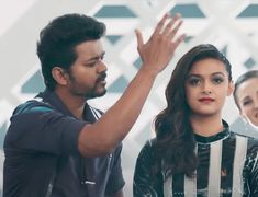 Best Heroine, Vijay Actor, Most Beautiful Indian Actress, Indian Actresses, Cool Things To Buy, Joker, Actors, Cute, Cool Stuff To Buy