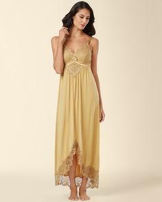 Limited Edition Opulence Long Nightgown - Soma My Soma Wish List Sweeps