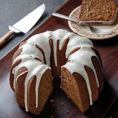 Lekach (Honey-Spice Cake) | SAVEUR - perfect for the Jewish celebration of Rosh Hashanah