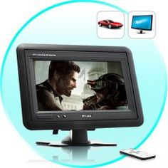 BilligShop - Car TFT LCD Monitor, 7 inches, $64.75 (http://www.billigshop.mobi/car-tft-lcd-monitor-7-inches/)