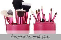 Vídeo: Novos kits e pincéis Pink Gloss