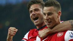 Arsenal,r on rise, having responded to their defeat by Everton on 6 April by winning their next three games