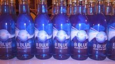 B Blue phycocyanin Drink - phycocyanin Drink - #BBlue - #Spirulina #Spiruline