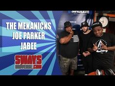 Joe Parker & Jabee Cypher on Sway in the Morning