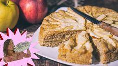 Torta di Mele All'Acqua - Senza Uova e Burro - 100% Vegan