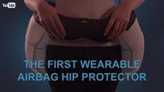 お年寄り向けのエアバッグ付きベルトが登場 転んだときの衝撃を90%低減し骨折を防止 - ねとらぼ