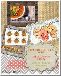 weekly wrap: Pumpkins & Apples {mama♥miss} ©2012
